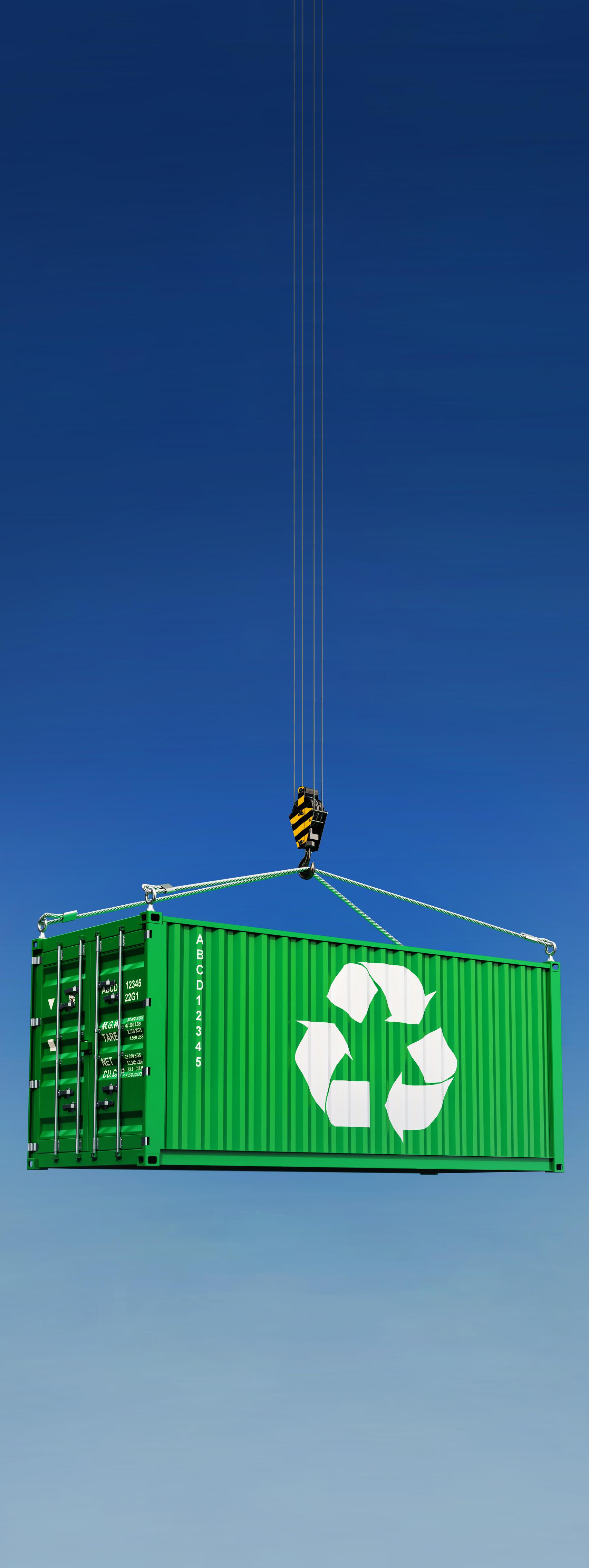 Green maritime shipping